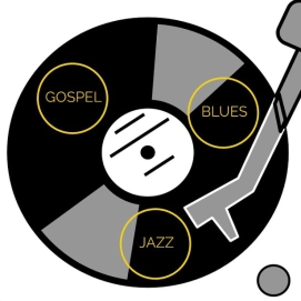 Using Prezi, this student shared his research about different Jazz, Blues and Gospel musicians.